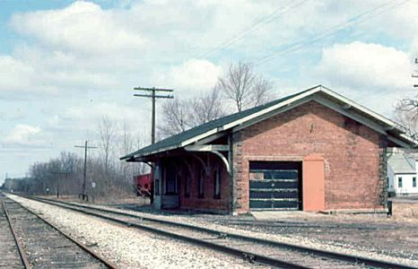 GTW New Haven MI Depot
